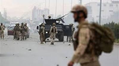 افغانستان: طالبان کا دہشت گرد حملہ، 20 سے زائد فوجی اہلکار ہلاک