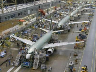 ملک میں طیارہ سازی کی صنعت کے قیام کا فیصلہ
