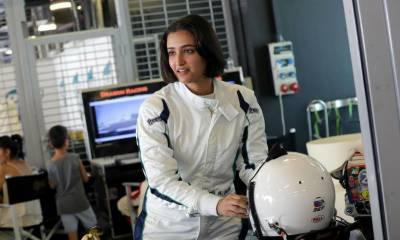 سعود ی خاتون فا رمو لہ کار ریسنگ میں حصہ لیں گی