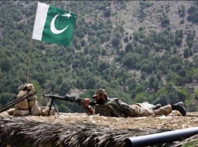 اشتعال انگیزی پر پاک فوج کی جوابی کارروائی، 5 انڈین فوجی ہلاک