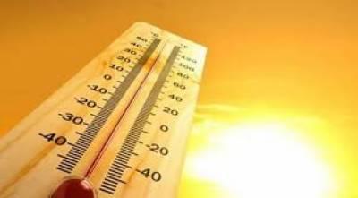 سندھ کے مختلف شہروں میں گرمی کا راج برقرار