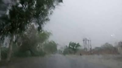 بھکر کے اکثر علاقوں میں طوفانی بارش اور ژالہ باری سے فصلوں شدید نقصان ، 2افراد جاں بحق