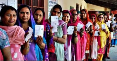بھارت میں انتخابات کا پہلا مرحلہ : ووٹنگ آج ہوگی