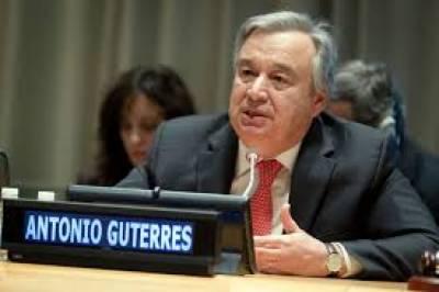 اقوام متحدہ نے لیبیاکے دارالحکومت طرابلس کے گردونواح میں جنگ کے خاتمے کا مطالبہ کیاہے