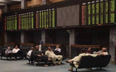 اسٹاک مارکیٹ میں آج ملا جُلا رجحان، کے ایس ای 100 انڈیکس میں کاروبار کے آغاز پر 115 پوائنٹس کا اضافہ