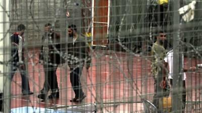 اسرائیلی جیلوں میں400 فلسطینیوں کی تیسرے روز بھی بھوک ہڑتال
