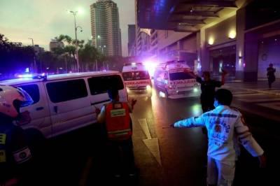 بنکاک : تجارتی مرکز میں آتشزدگی ،2 افراد ہلاک ، 17 زخمی