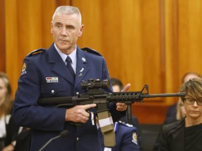نیوزی لینڈ : آتشیں ہتھیار رکھنے پر پابندی کا قانون منظور،اطلاق جمعہ سے ہوگا
