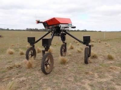 خودکار کسان روبوٹ اگلے برس سے عام دستیاب ہوگا