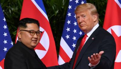 شمالی کوریا کو کچھ ریلیف دینے پر غور کیا جارہا ہے۔ٹرمپ