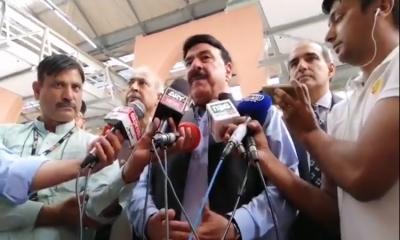 بھارتی الیکشن میں مودی کو مطلوبہ ووٹ نہیں ملے تو حالات خراب ہوسکتے ہیں۔: شیخ رشید