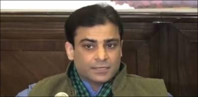 زائداثاثے اور مبینہ منی لانڈرنگ کیس : حمزہ شہبازنیب دفترپہنچ گئے