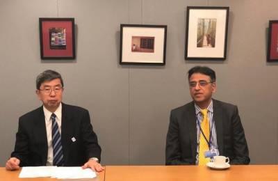 ایشیائی ترقیاتی بنک کے صدرکی پاکستان میں اصلاحاتی عمل کی تعریف