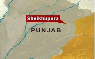 شیخوپورہ: پسند کی شادی کر کے گھر آئی بہوکو ساس نے پیٹرول چھڑک کر آگ لگا دی۔