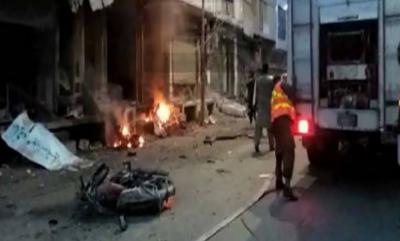 بلوچستان کے علاقے چمن میں دھماکا، ایک شخص جاں بحق، 13 زخمی