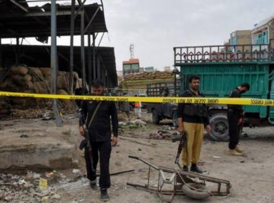کوئٹہ کی سبزی منڈی میں دھماکے میں جاں بحق افراد کی تعداد 20 ہوگئی، 48 زخمی