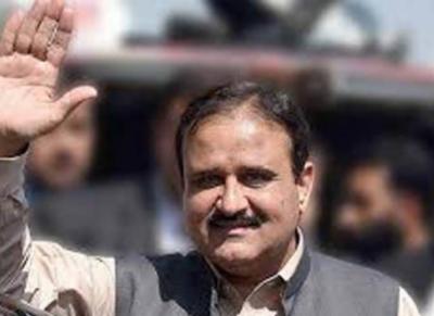 وزیراعلیٰ پنجاب سردار عثمان بزدار لاہور ریلوے سٹیشن سے بذریعہ ٹرین راولپنڈی گئے