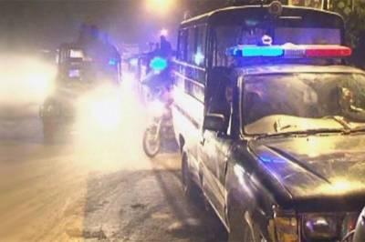 کراچی میں شہری کی فائرنگ سے ڈاکو زخمی، پولیس نے گرفتار کر لیا