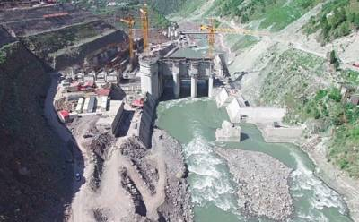 آزاد کشمیر: نیلم جہلم بجلی گھر میں گنجائش سے زائد بجلی کی پیداوار شروع
