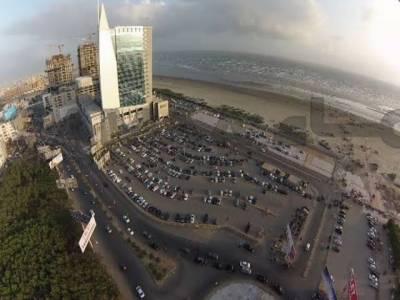 کراچی: مختلف علاقوں میں تیز اور گرد آلود ہوائیں چلنے لگیں