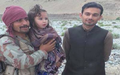 بلوچستان میں بارشوں کے بعد ندی، نالوں میں طغیانی آ گئی، پھنسے 6 افراد کو ایف سی نے ریسکیو کر لیا