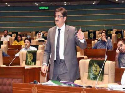 جس نے سندھ کی تقسیم کا سوچا وہ ٹکڑے ٹکڑے ہو گیا،بتاؤ اور کتنے ٹکڑے چاہتے ہو؟: وزیراعلیٰ سندھ
