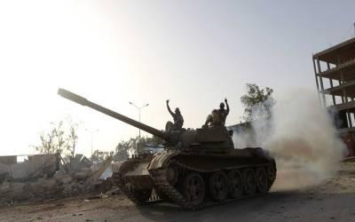 اقوام متحدہ کی مجوزہ قرارداد میں لیبیا میں متحارب فریقوں سے فوری جنگ بندی کا مطالبہ