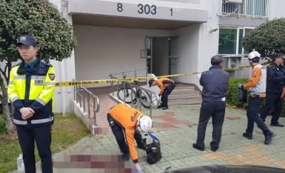 جنوبی کوریا: تنخواہ میں تاخیر، مشتعل شخص نے چاقو کے وار سے 5 افراد قتل، 13 کوزخمی کردیا۔