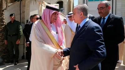عراق سعودی عرب کیساتھ تعلقات تاریخی دور میں داخل ہورہا ہے. عبدالمہدی
