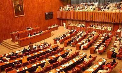 سینیٹ کی خصوصی کمیٹی سی پیک کا اجلاس وزیر منصوبہ بندی کی عدم حاضری پر احتجاجاً ملتوی
