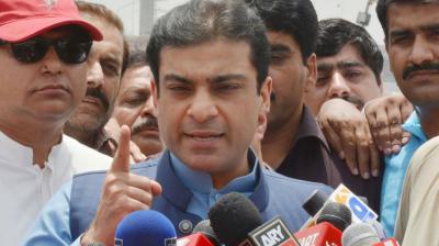 لاہور ہائیکورٹ ڈویژن بنچ نے حمزہ شہباز کی عبوری ضمانت میں25مئی تک توسیع کر دی