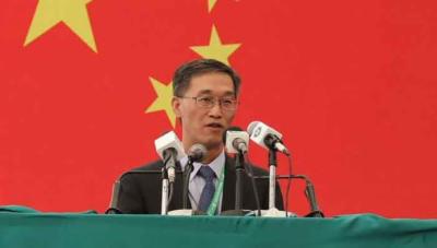 وزیراعظم کا دورہ چین،سی پیک منصوبوں میں دوطرفہ تعاون مزید بڑھانے میں مدد ملے گی،یاؤ جنگ