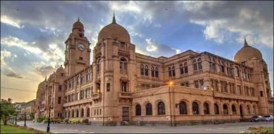کراچی میں نئے ڈپٹی میئر کے انتخاب کے لیے پولنگ جاری
