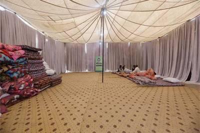 حکومت کا پناہ گاہوں میں سحری اور افطاری کے اہتمام کا اعلان