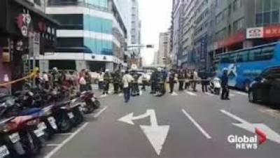 تائیوان زلزلے سے لرز اٹھا، 18 افراد زخمی