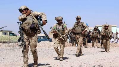 افغانستان:سیکورٹی فورسز کی کارروائی میں17 شدت پسند ہلاک
