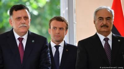 لیبیا میں خلیفہ حفتر کی فوج کی مدد کی خبریں بے بنیاد ہیں. فرانس