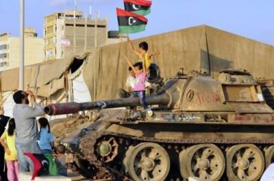 لیبیا میں000 500بچوں کے متاثر ہونے کا امکان ہے۔ اقوام متحدہ