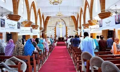 دنیا بھر میں مسیحی برادری نے گڈ فرائیڈے کا تہوار منایا