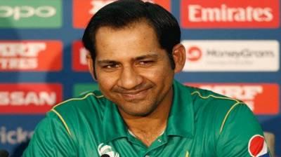 ورلڈ کپ:سرفراز احمد بطور بیٹسمین کردار نبھانے کیلئے سنجیدہ
