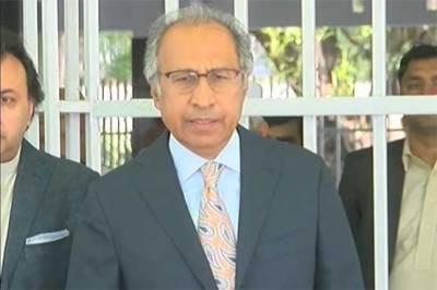 آئی ایم ایف پروگرام کو جلد مکمل کرنا چاہتے ہیں،نو منتخب مشیر خزانہ حفیظ شیخ