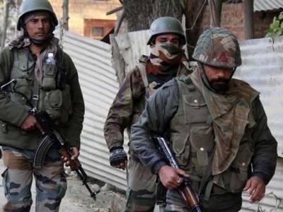 مقبوضہ کشمیر میں بھارتی فوج کی فائرنگ سے کشمیری نوجوان شہید