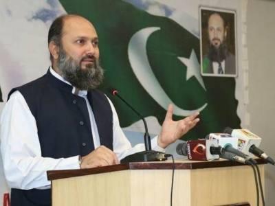 ماضی میں صوبے کے مسائل حل کرنے پر توجہ نہیں دی گئی، وزیراعلیٰ بلوچستان