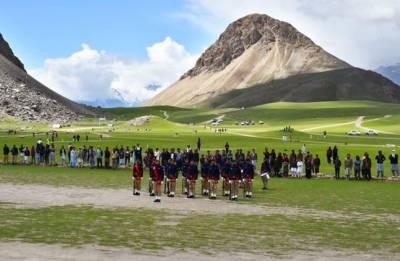 چترال میں چار روزہ تاریخی ققلشت میلے کا اختتام