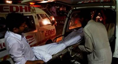 کراچی، گلشن بہار میں گھر سے خاتون اور 2 بچوں کی لاشیں برآمد