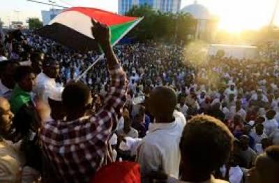 سوڈان میں سیاسی ومعاشی بحران، سعودی عرب اور یو اے ای کا امداد کا اعلان