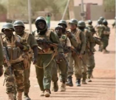 مالی:فوجی اڈے پرنامعلوم مسلح افرادکے حملے میں 11فوجی ہلاک