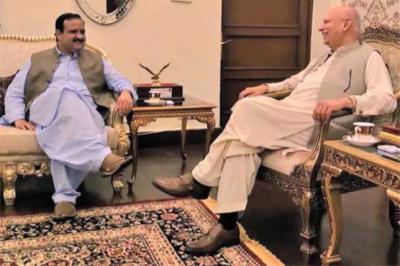 گورنر پنجاب سیاسی محاذ پر متحرک، 24 گھنٹے میں اہم رابطے اور ملاقاتیں