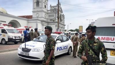 دہشت گرد سری لنکا میں مزید حملے کے سکتے ہیں۔ امریکی محکمہ خارجہ