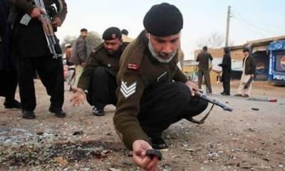 بلوچستان کے ضلع نصیرآباد میں ایک دھماکے میں دوسیکورٹی اہلکاروں سمیت 10 افرادزخمی ہوگئے ہیں